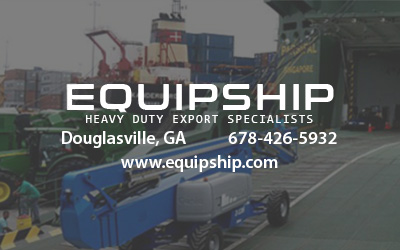 equip ship transportation